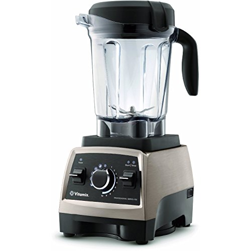 416En1+PIXL - Vitamix Pro750 Power Mixer, Silberfarben
